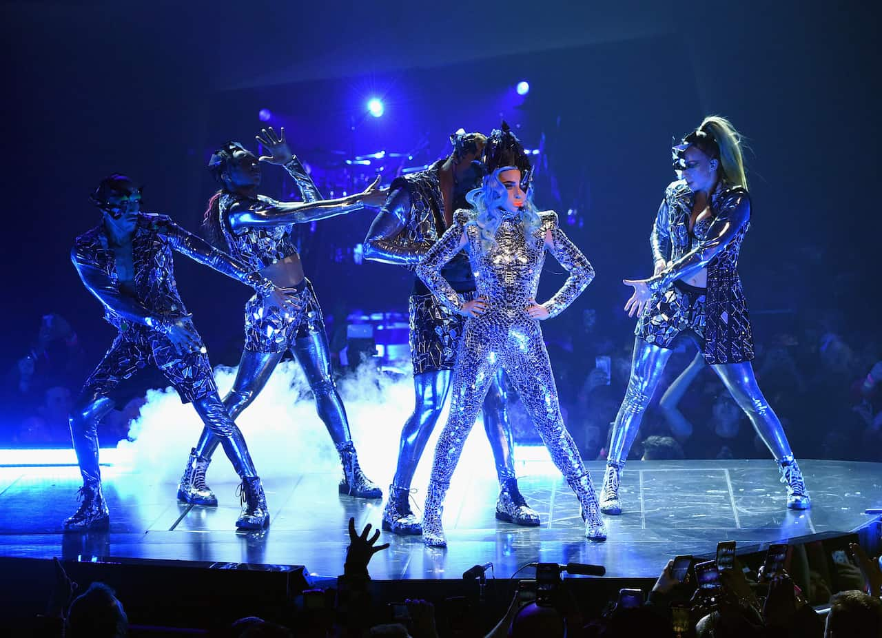 Lady Gaga Enigma Park Theater